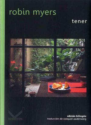 TENER (BILINGUE)