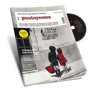 REVISTA PUNTO Y COMA N.82 AUDIO REVISTA PARA MEJORAR TU ESPAÑOL