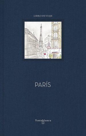 LIBRO DE VIAJE. PARÍS