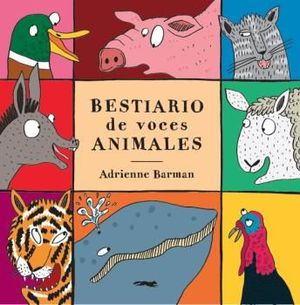 BESTAIRIO DE VOCES ANIMALES