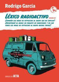 LEXICO RADIOACTIVO SEGUIDO DE