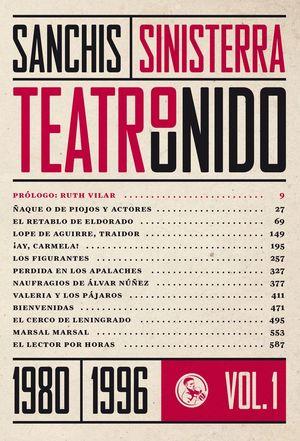 TEATRO UNIDO VOL.1 1980-1996