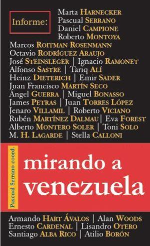 MIRANDO A VENEZUELA