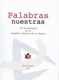 PALABRAS NUESTRAS