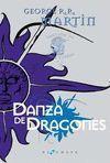 DANZA DE DRAGONES. CANCIÓN DE HIELO Y FUEGO V (CARTONÉ)