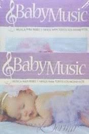 BABY MUSIC (PACK 4 CD + 4 LIBROS)