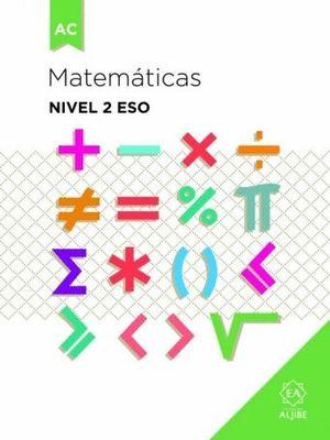 MATEMATICAS NIVEL 2 ESO