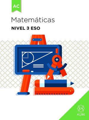 MATEMÁTICAS NIVEL 3 ESO