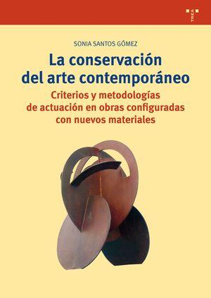 LA CONSERVACIÓN DEL ARTE CONTEMPORÁNEO