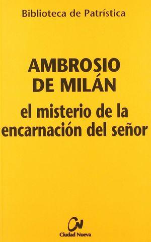 MISTERIO DE LA ENCARNACION DEL SEÑOR