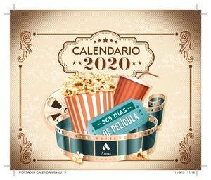 CALENDARIO 2020. 365 DIAS DE PELÍCULA (CAJA)