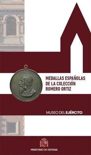 MEDALLAS ESPAÑOLAS DE LA COLECCIÓN ROMERO ORTIZ