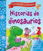 HISTORIAS DE DINOSAURIOS - CUENTOS DE 5 MINUTOS