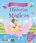 HISTORIAS MÀGICAS - CUENTOS DE 5 MINUTOS