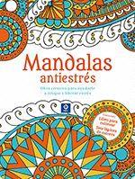 MANDALAS ANTIESTRES (CAJA LIBRO + 6 LAPICES)