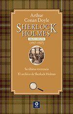 SHERLOCK HOLMES 1917-1927
