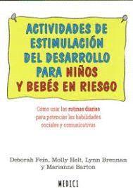 ACTIVIDADES ESTIMULACION DESARROLLO PARA NIÑOS Y BEBES EN RIE
