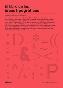 LIBRO DE LAS IDEAS TIPOGRAFICAS