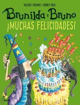 BRUNILDA Y BRUNO. MUCHAS FELICIDADES!