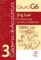 CUADERNOS DE ACUPUNTURA N.3 JING LUO EL SISTEMA DE CANALES COLATERALES