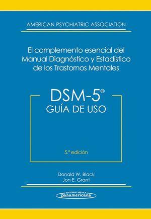 DSM-5. GUIA DE USO