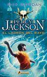 LADRÓN DEL RAYO, EL - PERCY JACKSON Y LOS DIOSES DEL OLIMPO I