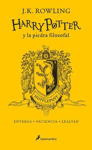 HARRY POTTER Y LA PIEDRA FILOSOFAL. ENTREGA, PACIENCIA, LEALTAD