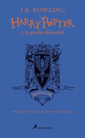 HARRY POTTER Y LA PIEDRA FILOSOFAL. INGENIO. ESTUDIO. SABIDURÍA
