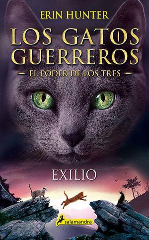 LOS GATOS GUERREROS. EL PODER DE LOS TRES III