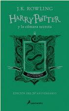 HARRY POTTER Y LA CÁMARA SECRETA. SLYTHERIN