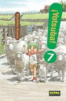 YOTSUBA! 7