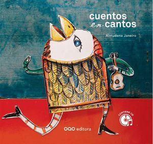 CUENTOS CON CANTO (LIBRO+CD)