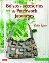 BOLSOS Y ACCESORIOS DE PATCHWORK JAPONESES