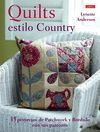 QUILTS ESTILO COUNTRY