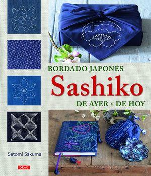BORDADO JAPONE�S SASHIKO DE AYER Y DE HOY