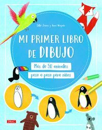 MI PRIMER LIBRO DE DIBUJO