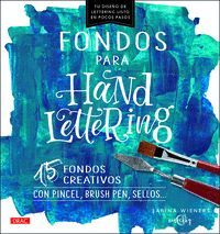 FONDOS PARA HANDLETTERING
