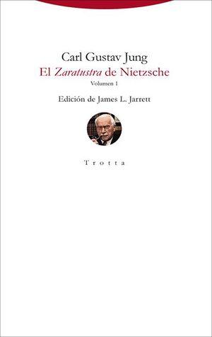 EL ZARATUSTRA DE NIETZSCHE T.1