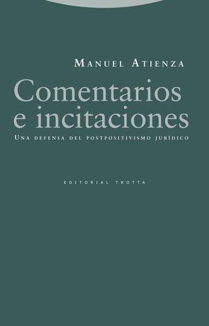 COMENTARIOS E INCITACIONES
