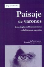 PAISAJE DE VARONES