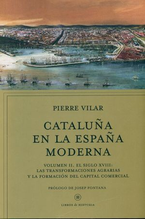 CATALUÑA EN LA ESPAÑA MODERNA VOL.II