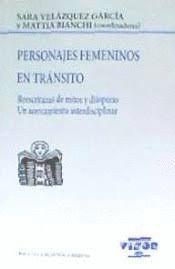 PERSONAJES FEMENINOS EN TRANSITO