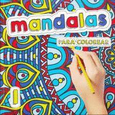 MANDALAS PARA COLOREAR 1