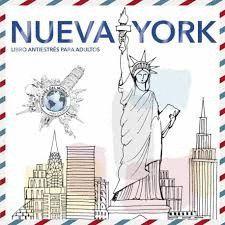 NUEVA YORK LIBRO ANTIESTRES PARA ADULTOS