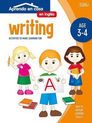 APRENDO EN CASA INGLÉS (3-4 AÑOS) WRITING