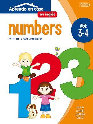 APRENDO EN CASA INGLÉS (3-4 AÑOS) NUMBERS
