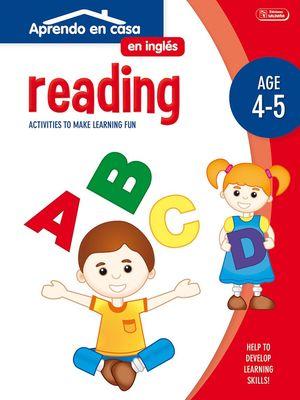APRENDO EN CASA INGLÉS (4-5 AÑOS) READING