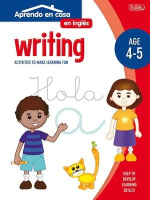 APRENDO EN CASA INGLÉS (4-5 AÑOS) WRITING