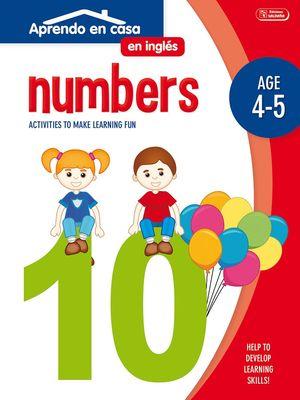 APRENDO EN CASA INGLÉS (4-5 AÑOS) NUMBERS