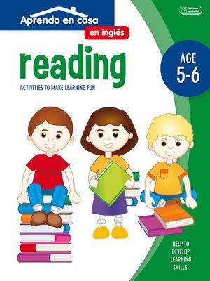 APRENDO EN CASA INGLÉS (5-6 AÑOS) READING